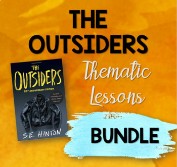 The Outsiders Themed Bundle