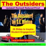 The Outsiders Lesson:  PowerPoint Introduction
