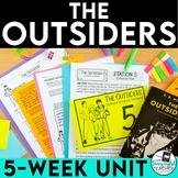 The Outsiders Unit Bundle