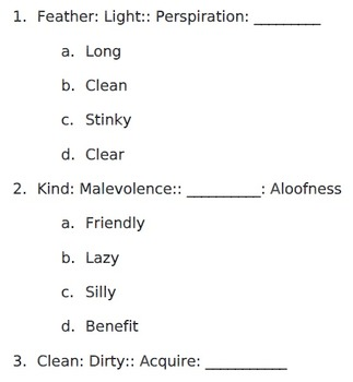 The Outsiders Vocabulary Practice: The Outsiders Vocabulary Analogies Vol. 1