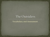 The Outsiders Vocabulary & Assessment