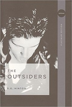 The Outsiders Vocabulary List