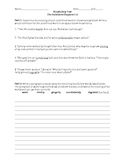 The Outsiders Vocabulary Test Ch 1-2