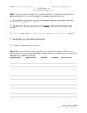 The Outsiders Vocabulary Test Ch 3-4