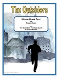 Outsiders       Whole Book Test