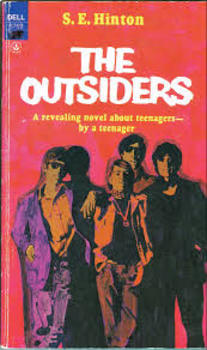 The Outsiders by SE Hinton Crossword Puzzle Bundle