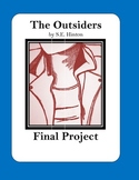The Outsiders by S.E. Hinton Final Project (Compare and Contrast)