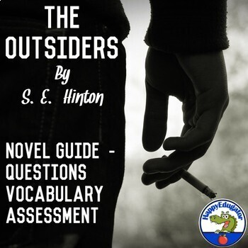 The Outsiders by S.E. Hinton Novel Study and Literature Guide