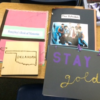 The Outsiders novel Final Project