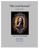 """The Oval Portrait"" by Edgar Allan Poe - An 83 Paged Short Story Package"