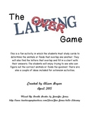 The Overlapping Game