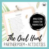 """The Owl Hunt"" {A Partner Perspective Poem}"