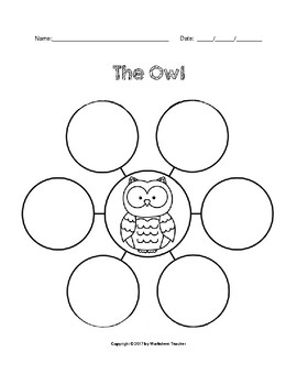 The Owl Writing Activities