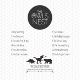 The Owl's Nest Music - Free