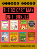 The Ox-Cart Man Unit Bundle for Louisiana K-2 Guidebook