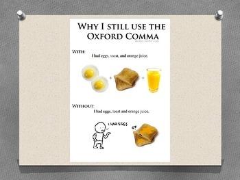 The Oxford Comma