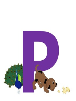 "The ""P"" says ""puh""! ""Pleasing"" Pre-K Weekly Lesson Plans, Songs, Activities!"
