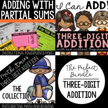The PERFECT BUNDLE: Three-Digit Addition