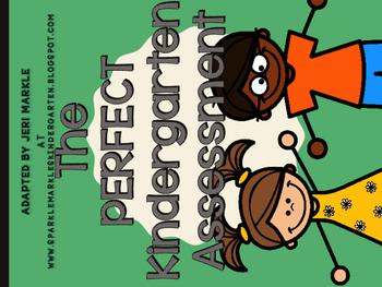 The PERFECT Kindergarten Assessment