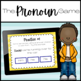 The PRONOUN GAME