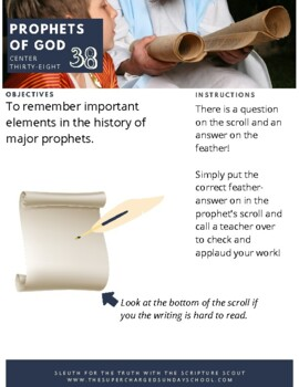 The PROPHETS of God