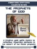 The PROPHETS of God, Biblical Prophets
