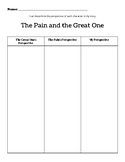 The Pain and the Great One
