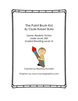 The Paint Brush Kid Book Club