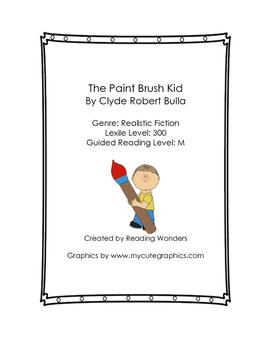 The Paint Brush Kid Book Club