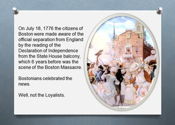 The Paintings of the American Revolution - 15 Paintings, Lesson, & Activity