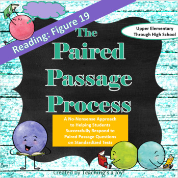 The Paired Passage Process--A No-Nonsense Approach