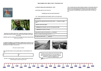 The Panama Canal - Worksheet to support the BBC TV Documentary GCSE 9-1