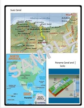 The Panama Canal by Elizabeth Mann Imagine It - Grade 6