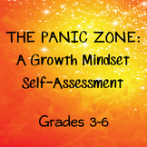 The Panic Zone: Growth Mindset Self-Assessment