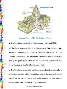 The Panthéon in Paris