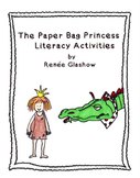 The Paper Bag Princess Literacy Activities