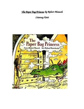 The Paper Bag Princess for Word