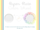 The Paper Plate Color Wheel