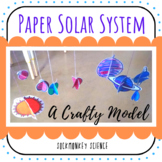 Solar System Model: A Crafty 3-D Paper Mobile of the Planets