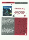 The Paperboy By: Dav Pilkey