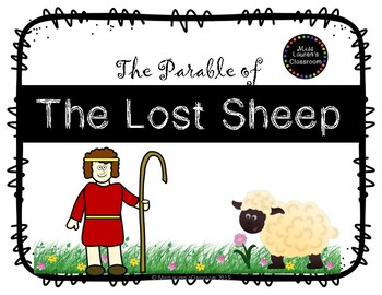 The Parable of the Lost Sheep Game