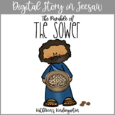 The Parable of the Sower Digital Bible Story for Seesaw