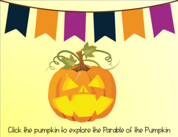 The Parable of the Three Pumpkins   A Christian View of the Jack-o-lantern