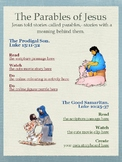 The Parables of Jesus Click-and-Do Activity
