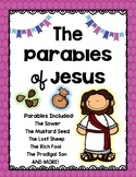 The Parables of Jesus: A Growing Bundle