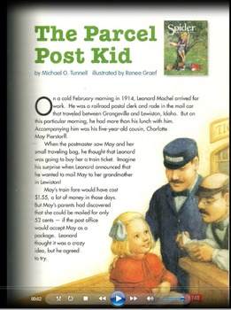 The Parcel Post Kid