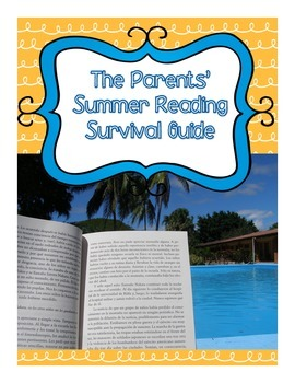 The Parents' Summer Reading Survival Guide