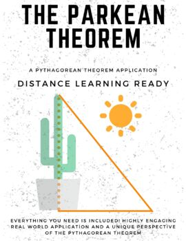 Pythagorean Theorem Project (Real World Application)