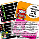 The Parking Garage Challenge Sight Word Game - Paperless, Digital