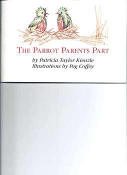 The Parrot Parents Part, a story about divorce